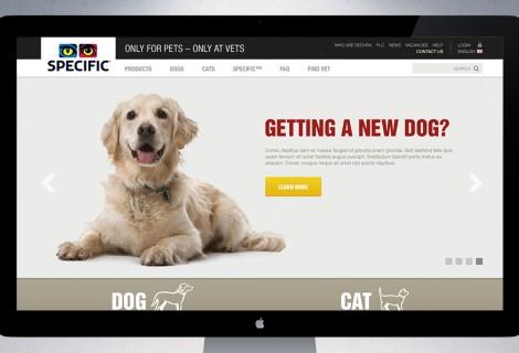 SPECIFIC webdesign