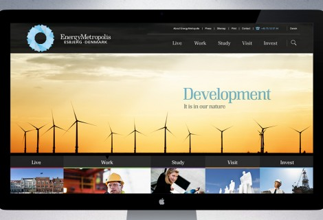 Energimetropol website